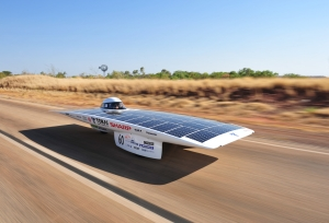 Solar Car (Hideki Kimura)